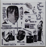 Television Personalities - ...And don't the kids just love it, Back cover