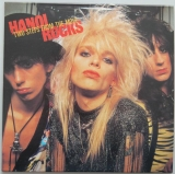 Hanoi Rocks - Two Steps From The Move, Front Cover