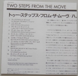 Hanoi Rocks - Two Steps From The Move, Lyric book