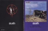 Rush : Different Stages : Tour Booklet