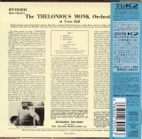 Monk, Thelonious - At Town Hall,