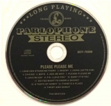Beatles (The) : Please Please Me [Encore Pressing] : CD