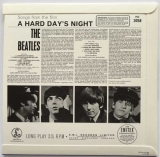 Beatles (The) : A Hard Day's Night [Encore Pressing] : Back Cover