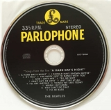 Beatles (The) : A Hard Day's Night [Encore Pressing] : CD