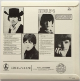 Beatles (The) : Help! [Encore Pressing] : Back Cover
