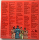 Beatles (The) - Sgt. Pepper's Lonely Hearts Club Band [Encore Pressing], Back Cover