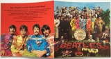 Beatles (The) : Sgt. Pepper's Lonely Hearts Club Band [Encore Pressing] : Booklet