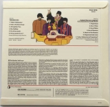 Beatles (The) : Yellow Submarine [Encore Pressing] : Back Cover