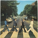 Beatles (The) : Abbey Road [Encore Pressing] : Cover