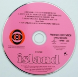 Fairport Convention - Unhalfbricking +2, CD