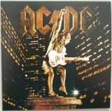 AC/DC - Stiff Upper Lip, Front Cover