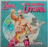 Zappa, Frank - The Man From Utopia, Front cover