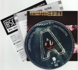 CD & Japanese and English Booklets