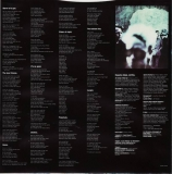 Depeche Mode : Ultra : Inner sleeve back