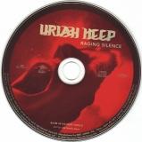 Uriah Heep - Raging Silence, CD