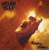 Uriah Heep - Raging Silence, front