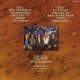 Uriah Heep - Raging Silence, back