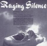 Uriah Heep - Raging Silence, innersleeve side A