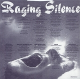 Uriah Heep - Raging Silence, innersleeve side B