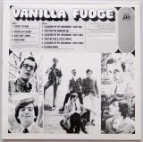 Vanilla Fudge - Vanilla Fudge, Back cover