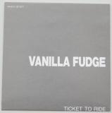 Vanilla Fudge - Vanilla Fudge, Lyric Book