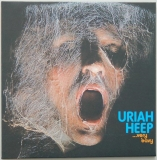 Uriah Heep - ...very 'eavy ...very 'umble (+8), Front Cover