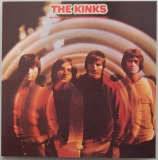 Kinks (The) - are The Village Green Preservation Society, Front Cover