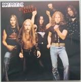Scorpions - Virgin Killer, Front Cover