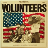 Jefferson Airplane - Volunteers +5, Front cover