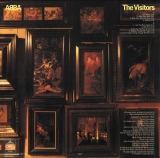 Abba - The Visitors +4, back