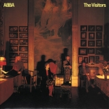 Abba - The Visitors +4, front