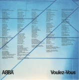 Abba - Voulez Vous +3, inner sleeve front