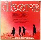 Doors (The) - Waiting for the Sun, Back cover