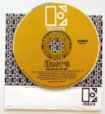 Doors (The) - Waiting for the Sun, CD and inner sleeve