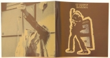 T Rex (Tyrannosaurus Rex) - Electric Warrior +8, Booklet first and last pages