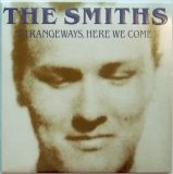 Smiths (The) - Strangeways, Here We Come, Front cover