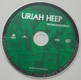 Uriah Heep - Wonderworld (+6), CD
