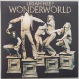 Uriah Heep - Wonderworld (+6), Front Cover