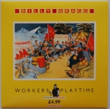 Billy Bragg - Workers Playtime, Front Cover