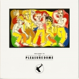 Frankie Goes To Hollywood - Welcome To The Pleasure Dome + 9, front