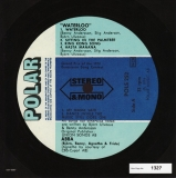 Abba - Waterloo +2, original label design a