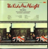 Who (The) - The Kids Are Alright, Back Cover