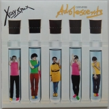 X Ray Spex - Germ Free Adolescents, Front Cover - 2