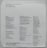 Lennon, John  - Plastic Ono Band, Inner sleeve side B