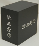 Led Zeppelin - 40th Anniversary Definitive Collection (Zoso Box), Front Lateral View