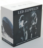 Led Zeppelin - Complete Vinyl Replica Collection box, Box view #1