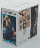 Led Zeppelin - Complete Vinyl Replica Collection box, Box view #3