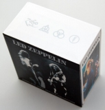 Led Zeppelin - Complete Vinyl Replica Collection box, Top view