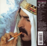 Zappa, Frank - Sheik Yerbouti, back with OBI