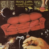 Zappa, Frank - One Size Fits All , front
